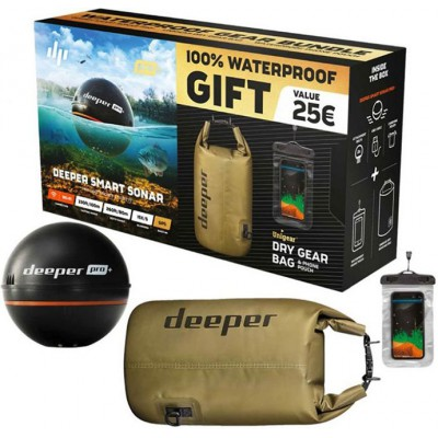 Эхолот Deeper Pro Plus Summer Bundle