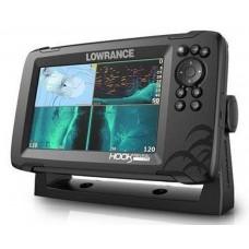 Эхолот Lowrance Hook REVEAL 7 83\200 (000-15518-001)