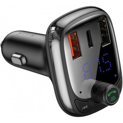 FM-трансмиттер Baseus S-13 Bluetooth