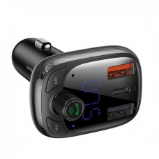 FM-трансмиттер Baseus S13 c функцией быстрой зарядки