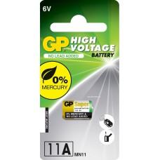 Батарейка GP 11A (Min11) 6v