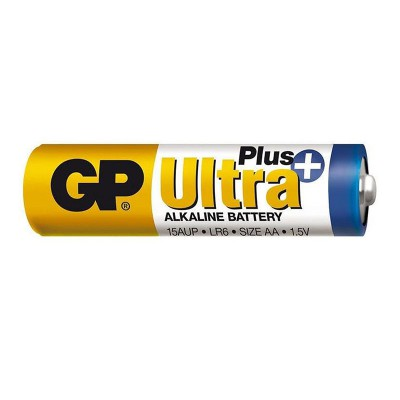 Батарейка GP AA Ultra Plus (LR6)