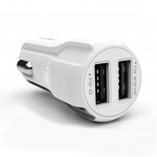 Автомобильное зарядное LDNIO DL-C331 2USB 3.4 A microUSB