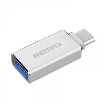 Переходник Remax OTG USB - USB Type-C