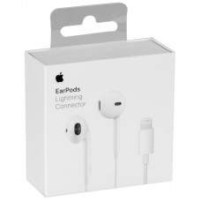 Наушники Apple EarPods With Lightning Connector Original