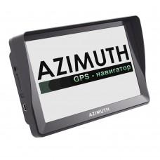 GPS навигатор Azimuth B78 Pro для грузовых IGO Primo
