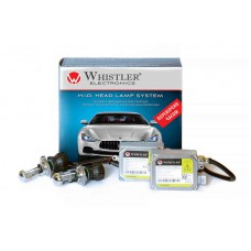 Комплект биксенона Whistler H4 6000K