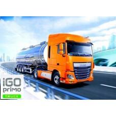 Карта Украины IGO Primo для грузовых и легковых