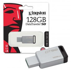 Флешка Kingston DataTraveler 50 128GB Black (DT50/128GB)