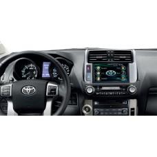Штатная магнитола Toyota Land Cruiser 150 (Prado)