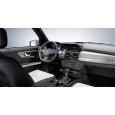 Штатная магнитола Mercedes GLK300
