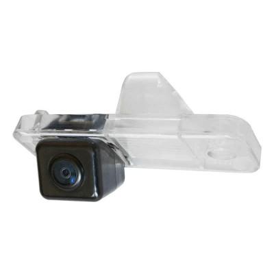 Штатная камера заднего вида SWAT Hyundai Santa Fe IX45 2012+, Creta, Kia Carens 2013+ (SWT VDC-104)