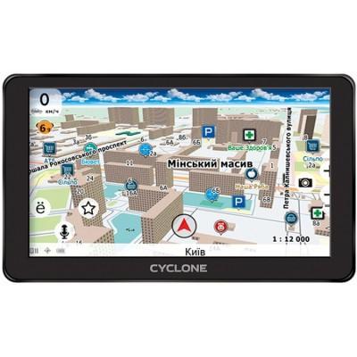 GPS навигатор Cyclone ND700