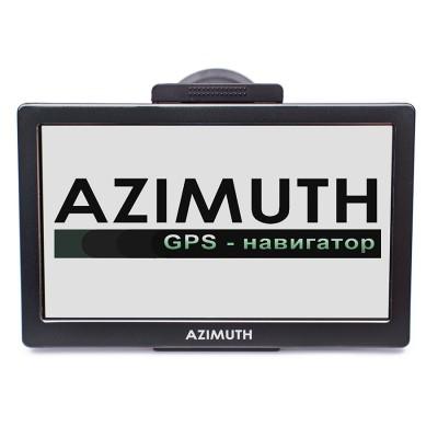 GPS навигатор Azimuth B75 Plus