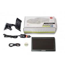 GPS навигатор Azimuth B75 Plus Europe
