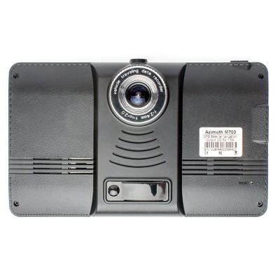 GPS навигатор Azimuth M703