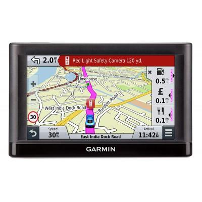 GPS навигатор Garmin Nuvi66 LM
