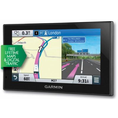 Gps навигатор Garmin Camper 660LMT-D + камера BC30