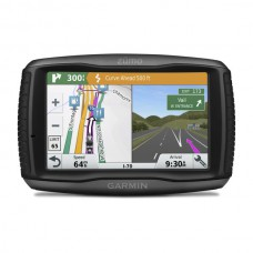 GPS навигатор Garmin Zumo 595 LM + Navlux