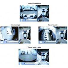Система кругового обзора Incar RBV-1