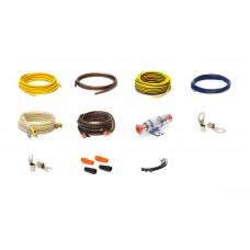 Провода SWAT PAC-F4 для 4-х канального усилителя