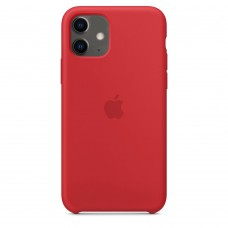 Чехол Silicone Case для iPhone 11 (OEM) RED