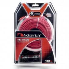 Провода Nakamichi NK-WK28 для 4-х канального усилителя