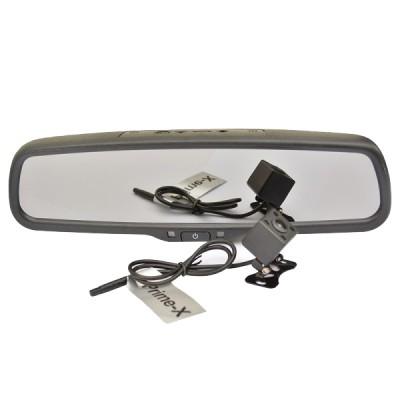 Видеорегистратор-зеркало Prime-X S300