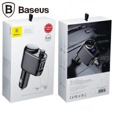 FM-трансмиттер Baseus Locomotive MP3 2 USB
