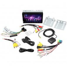 Универсальная автомагнитола Gazer CM6507-100F (Universal 6.95 Full touch - 178x100)