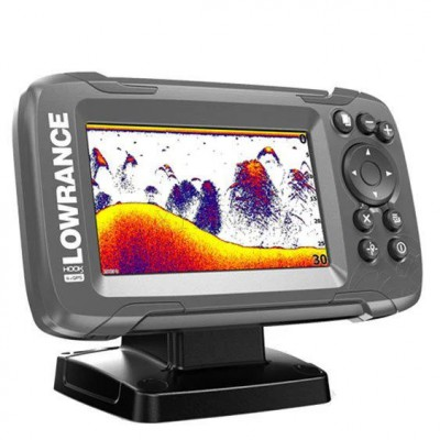 Эхолот Lowrance Hook 24X GPS bullet