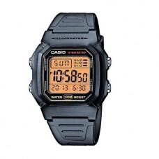 Часы Casio W-800HG-9AVEF Black-Orange