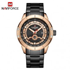 Часы Naviforce NF9166 Black-Cuprum