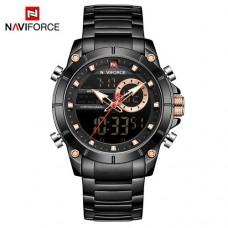 Часы Naviforce NF9163 All Black