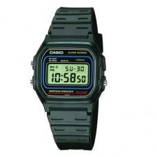 Часы Casio W-59-1VU All Green