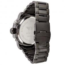 Часы AMST 3022 Metall Black-Red