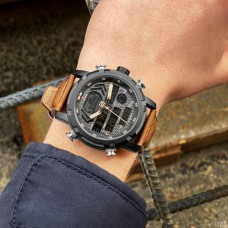 Часы Naviforce NF9160 Brown-Black