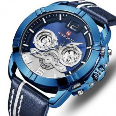 Часы Naviforce NF9168 Blue-White