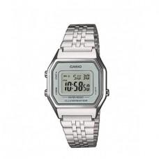 Часы Casio LA680WA-7EF All Silver