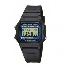 Часы Casio F-105W-1AWYEF All Black