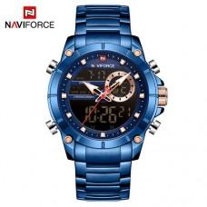 Часы Naviforce NF9163 All Blue