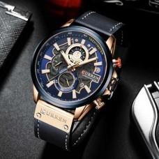 Часы Curren 8380 Blue-Cuprum