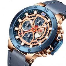 Часы Naviforce NF9159 Blue-Cuprum